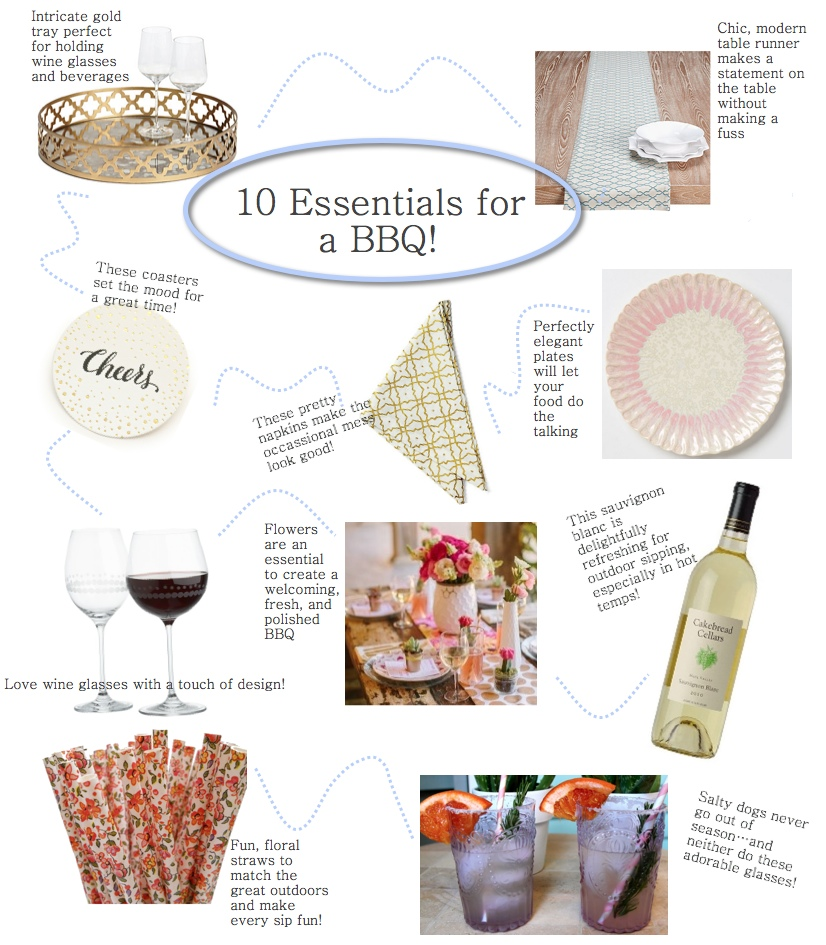 bbq essentials