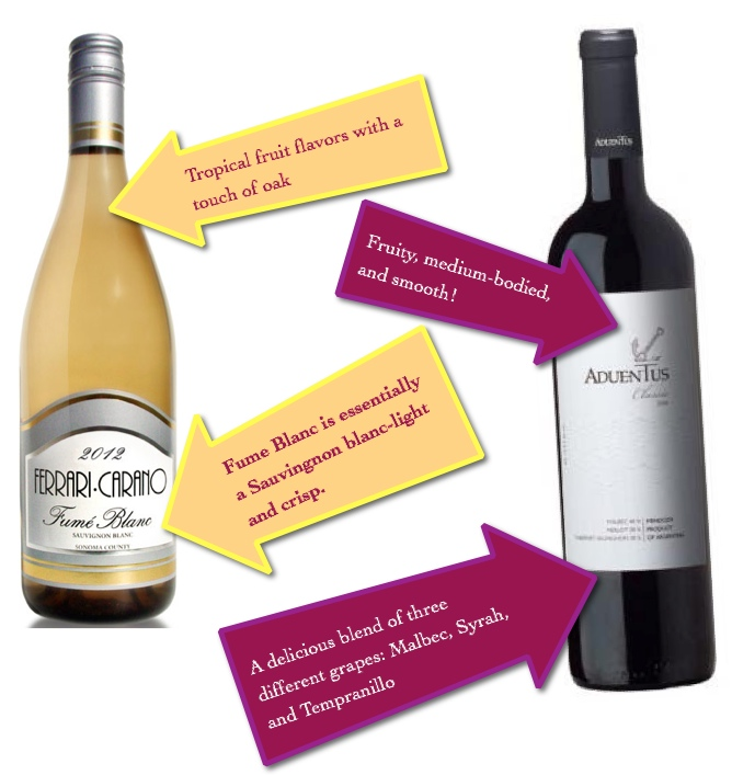differentwines