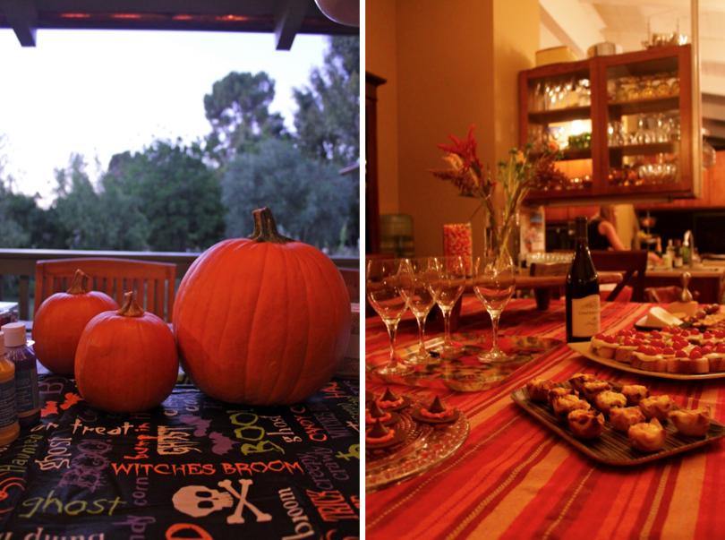 pumpkin party'