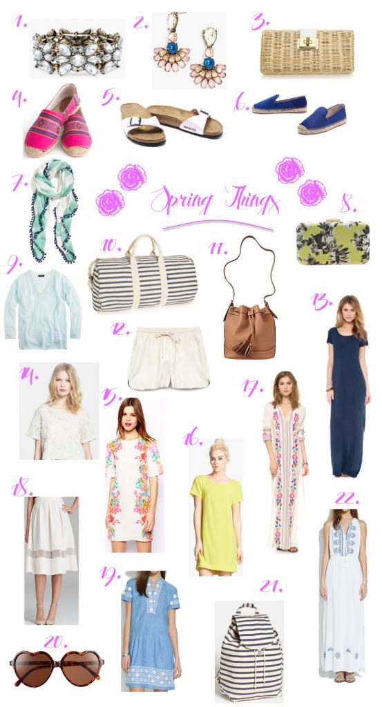 spring things 2