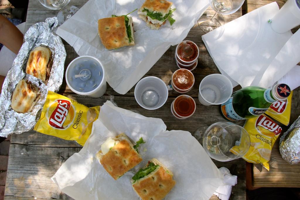 picnic, itsy bitsy indulgences