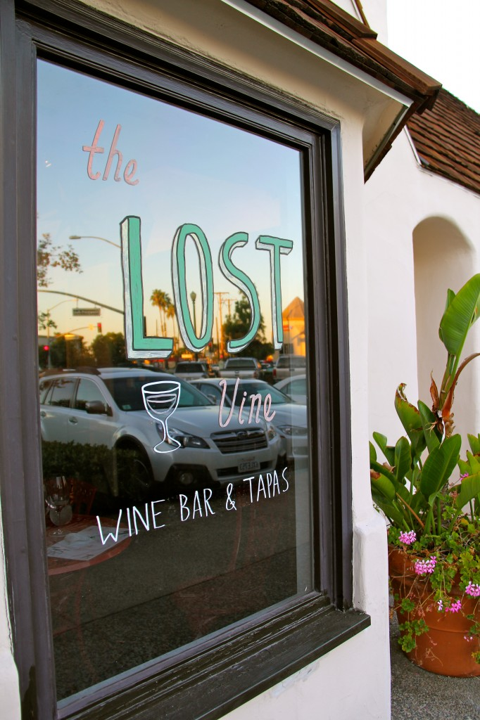 The Lost Vine