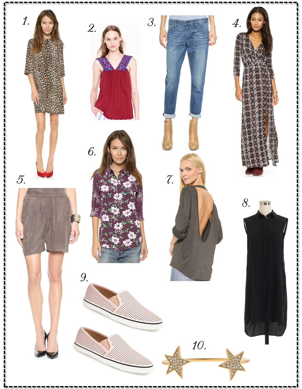 rack it up fall preview