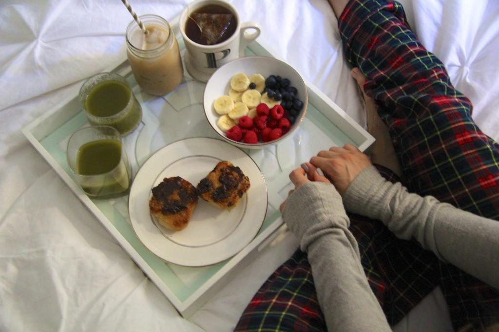 thanksgiving morning breakfast