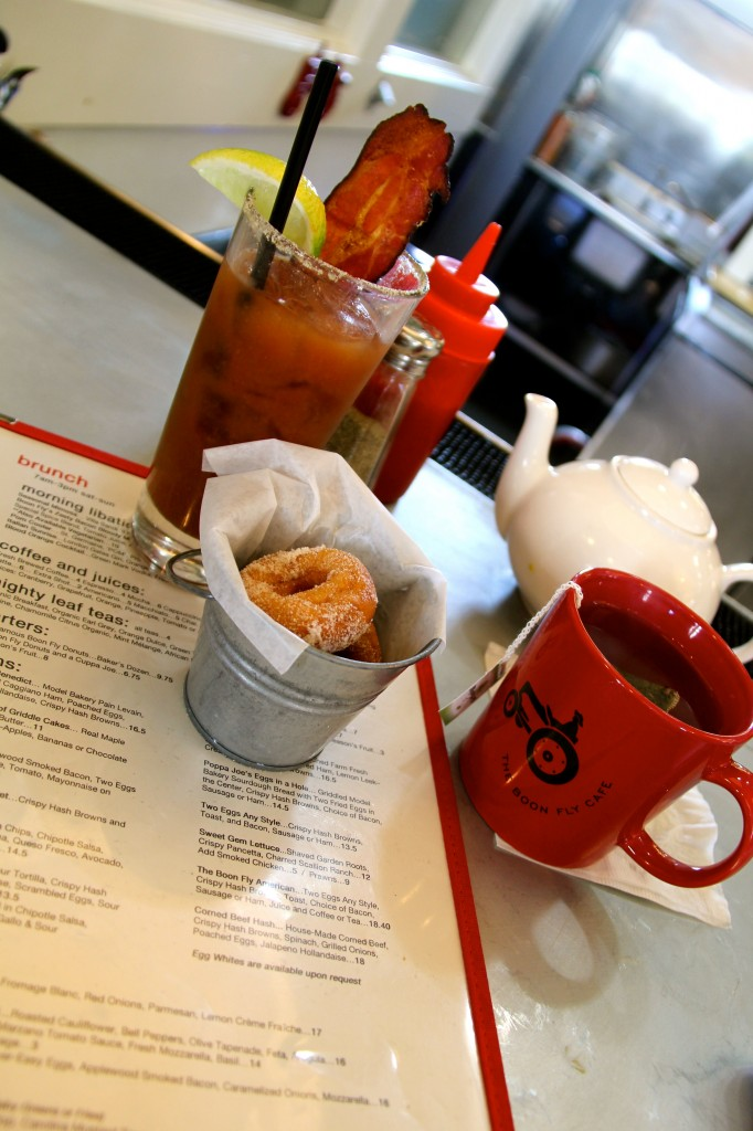 Boon Fly Cafe, the carneros inn napa ca