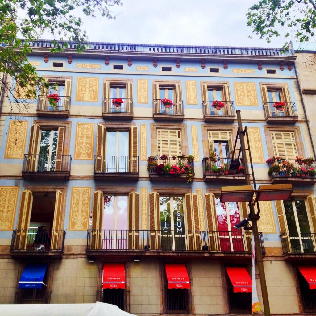 Barcelona, itsy bitsy indulgences