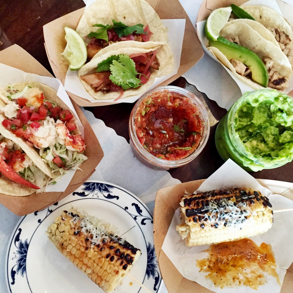 esuela taco los angeles, itsy bitsy indulgences