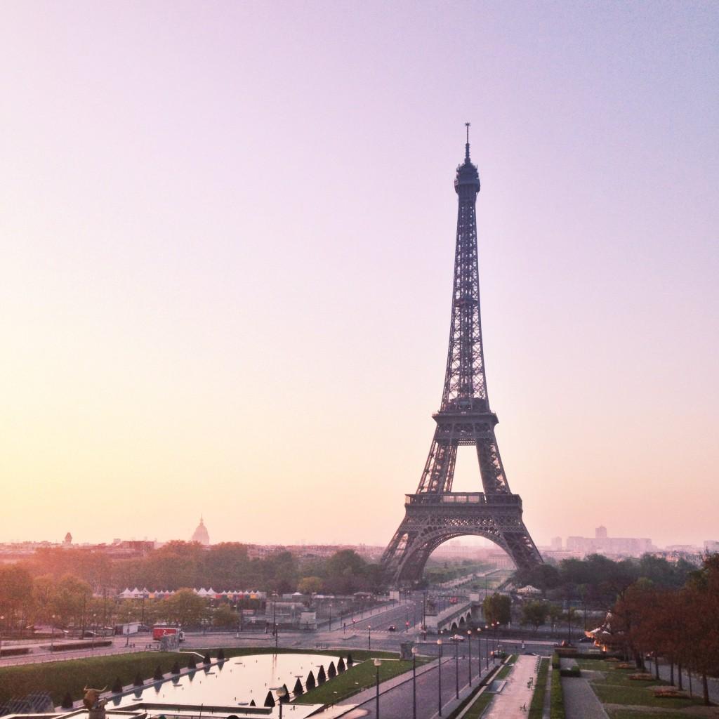 Eiffel Tower, Paris, Itsy Bitsy Indulgences