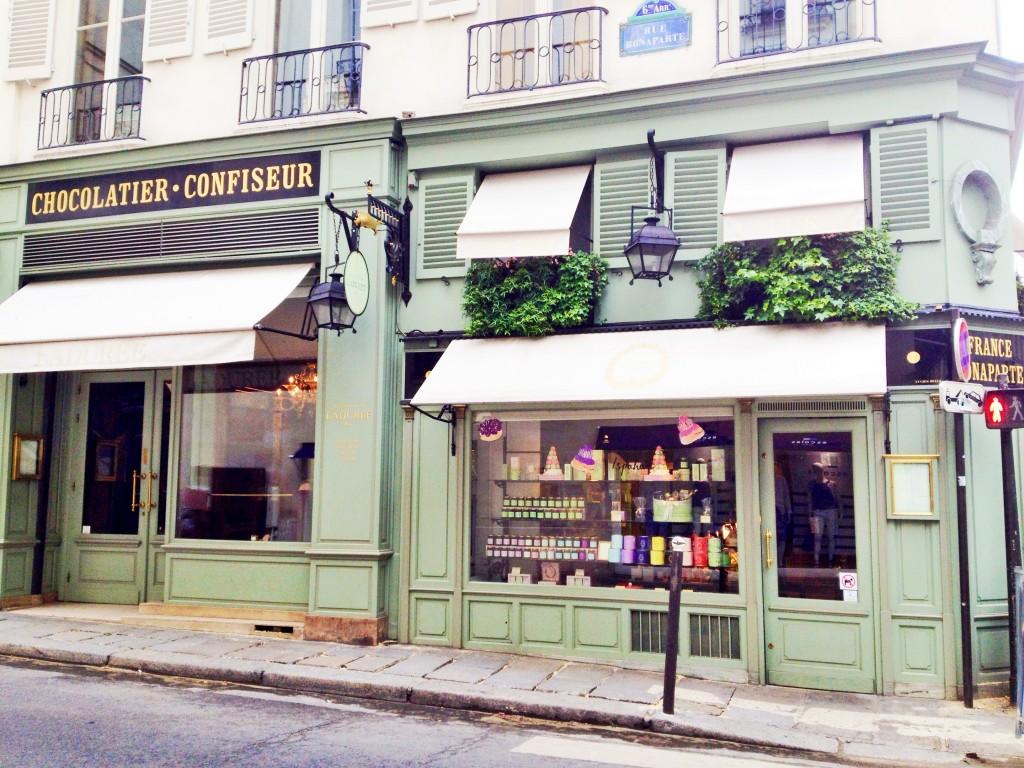 Laudree Paris // itsy bitsy indulgences