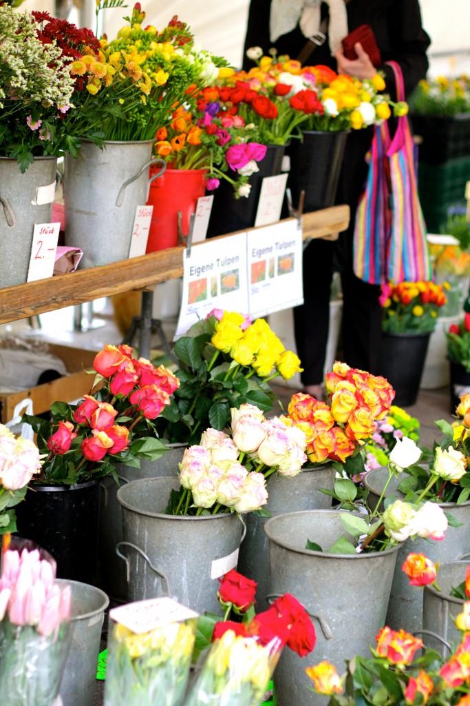 Lucerne flowers // itsy bitsy indulgences