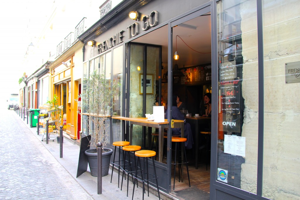 Frenchie to Go Paris // itsy bitsy indulgences