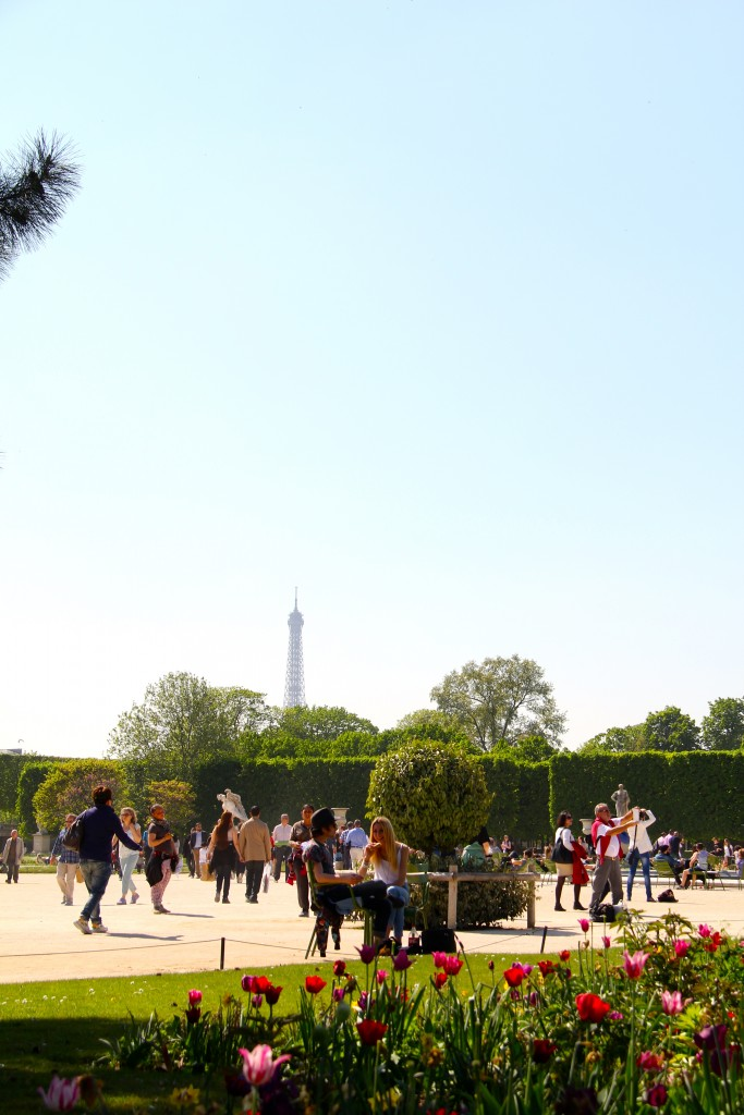 tuileries Paris // itsy bitsy indulgences