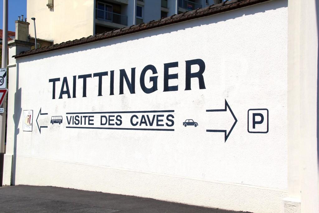 Tattinger Champagne France // itsy bitsy indulgences