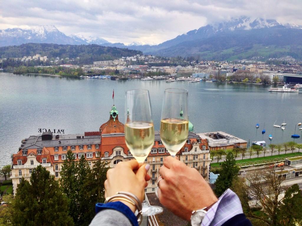 Lake Lucerne // itsy bitsy indulgences