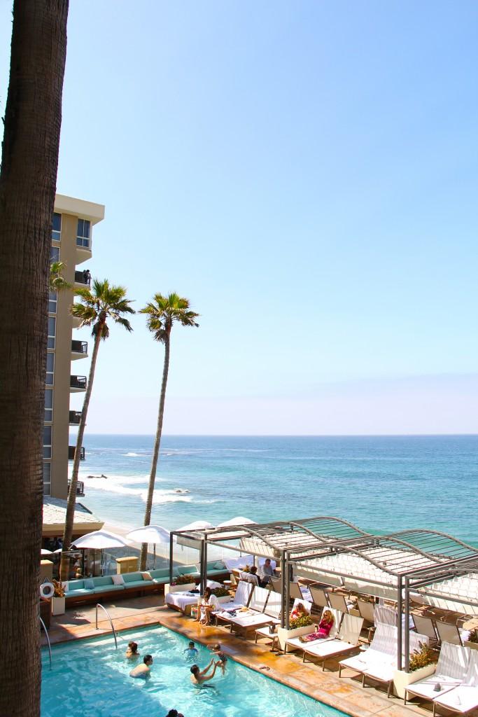 Surf and Sand Hotel Laguna Beach, Itsy bitsy indulgences