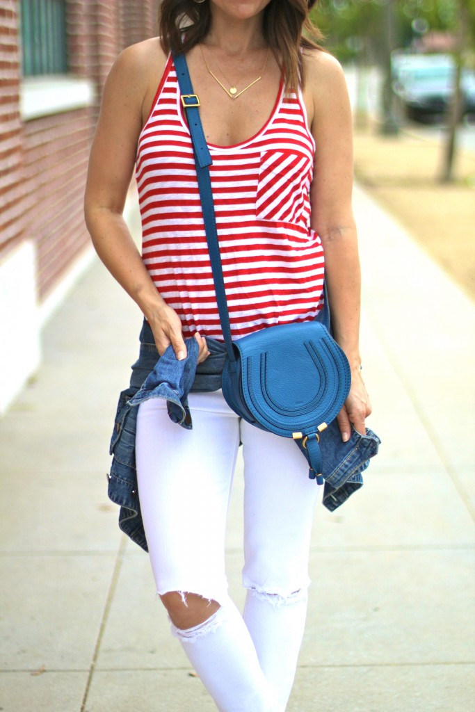 blue chloe marcie purse, itsy bitsy indulgences