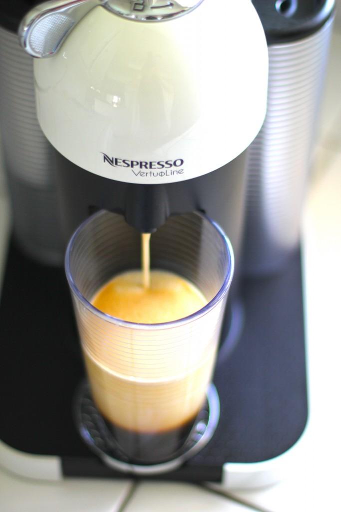 nespresso machine, itsy bitsy indulgences
