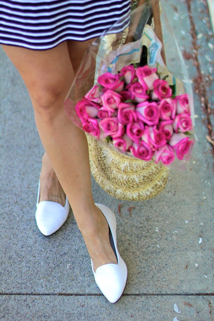 white loafers, itsy bitsy indulgences