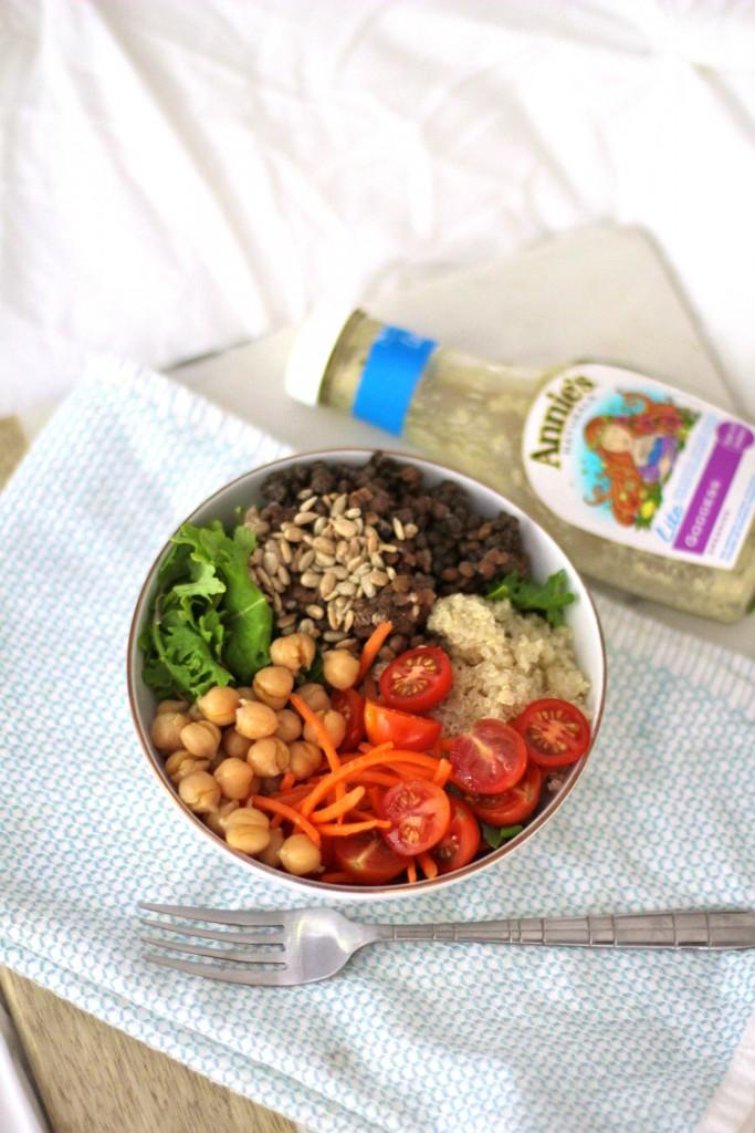superfood salad bowl, itsy bitsy indulgences