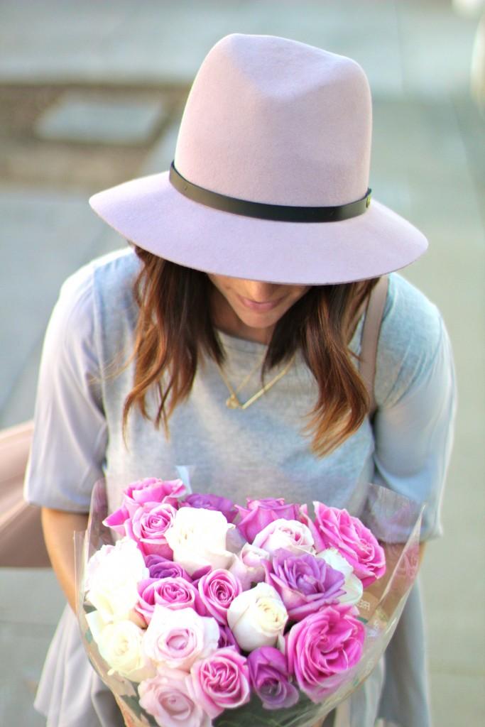 pink panama hat, itsy bitsy indulgences