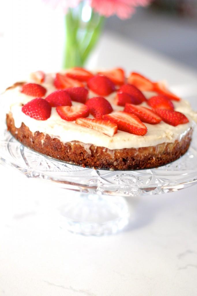 cheesecake, dairy free, gluten free, itsy bitsy indulgences
