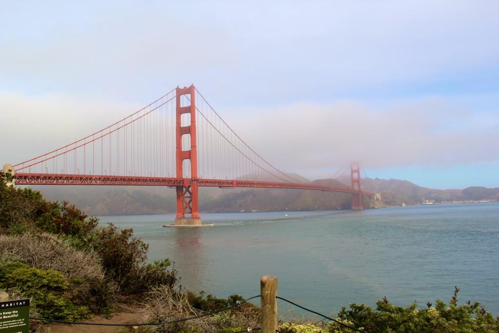 golden gate bridge, itsy bitsy indulgences