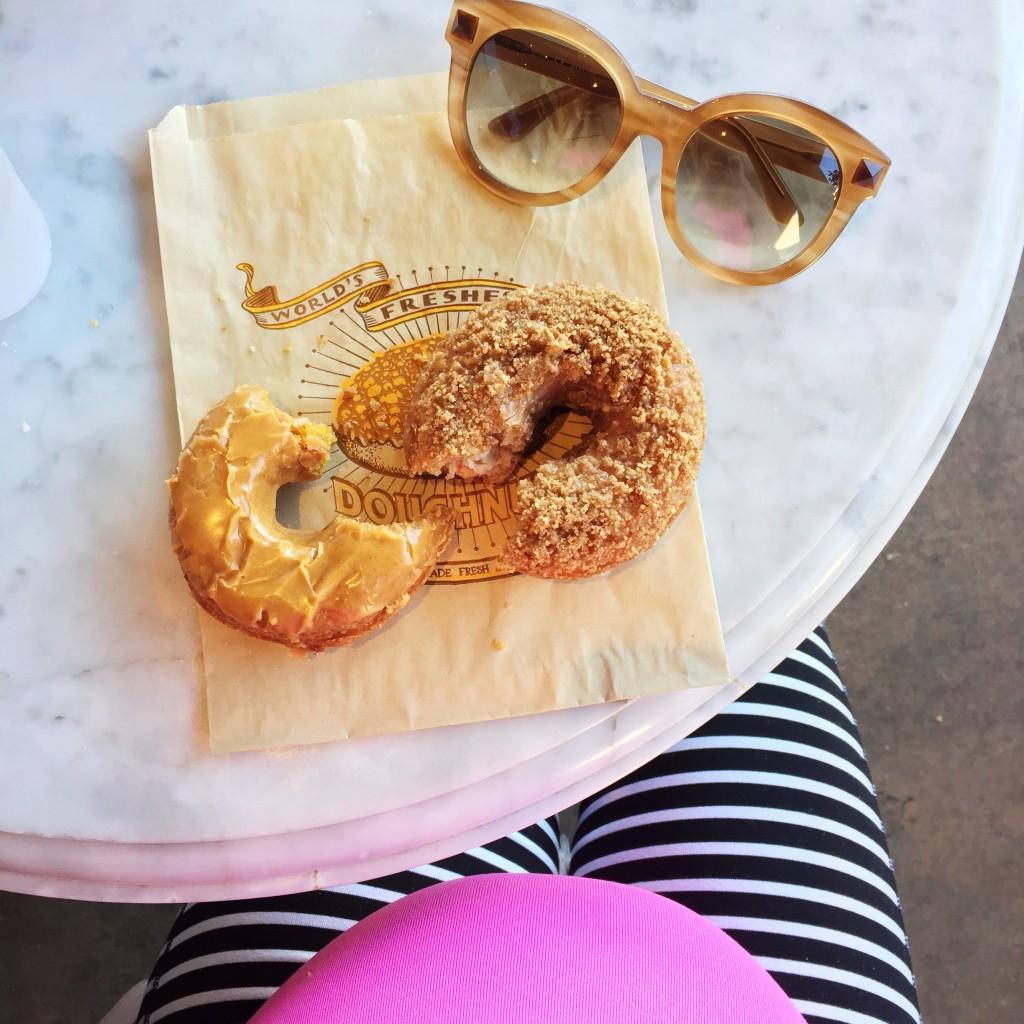 sidecar doughnuts, itsy bitsy indulgences