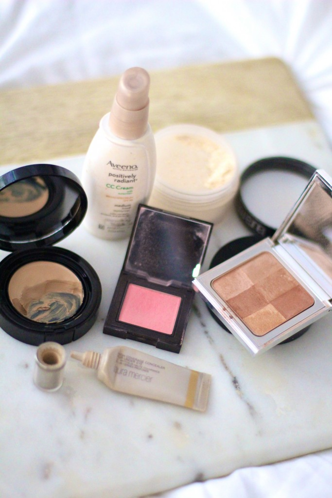 everyday make-up, itsy bitsy indulgences