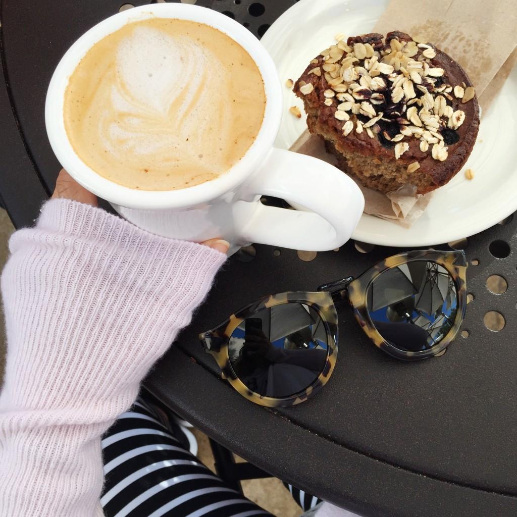 urth cafe, itsy bitsy indulgences