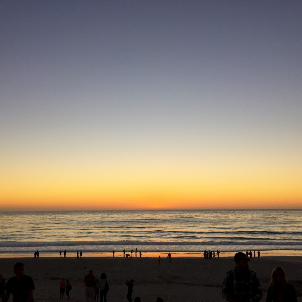 carmel sunset, itsy bitsy indulgences