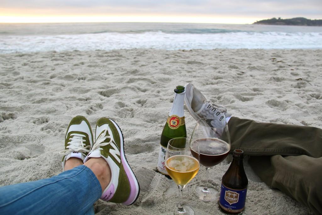 beachside picnic carmel, itsy bitsy indulgences