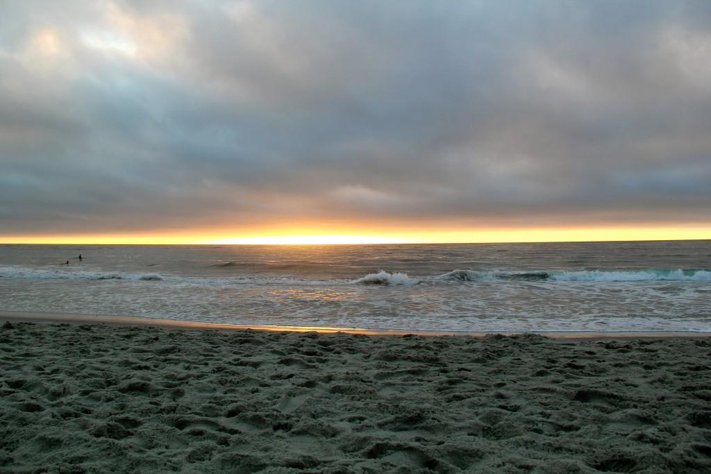 beachside sunset carmel ca, itsy bitsy indulgences
