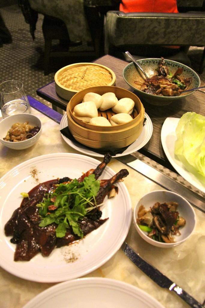 WP24 restaurant, itsy bitsy indulgences