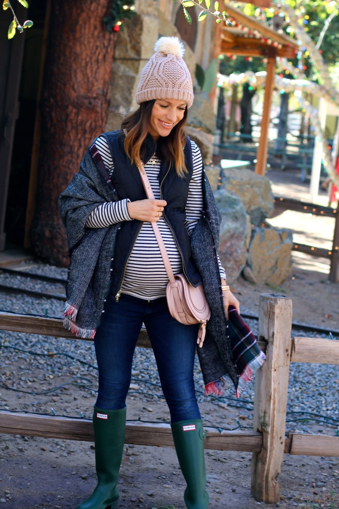 winter layers, pregnancy style, itsy bitsy indulgences