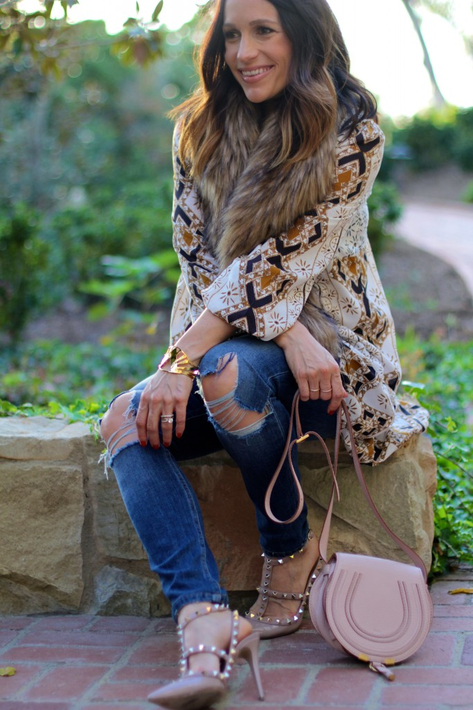 boho fall fashion, itsy bitsy indulgences