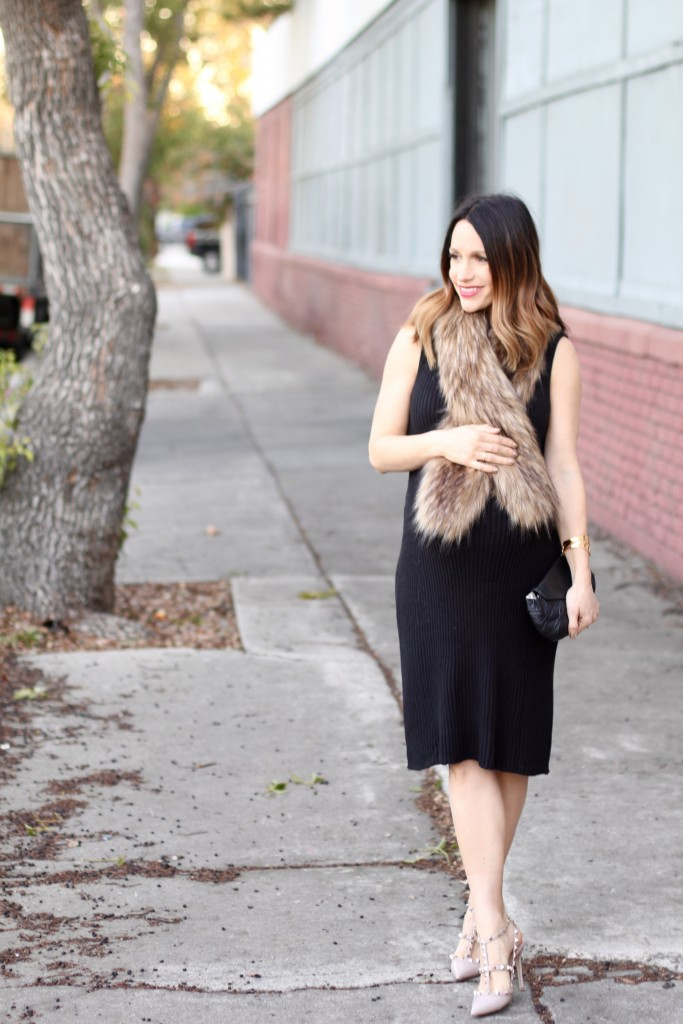 baby bump style for NYE, itsy bitsy indulgences