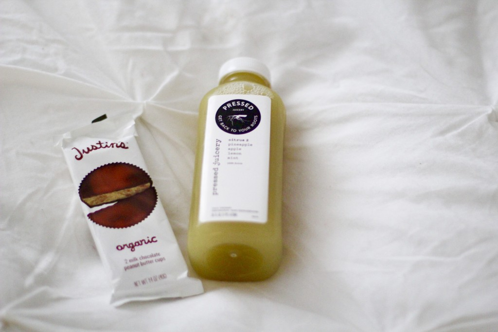 justin's organic peanut butter, pressed juicery, itsy bitsy indulgences
