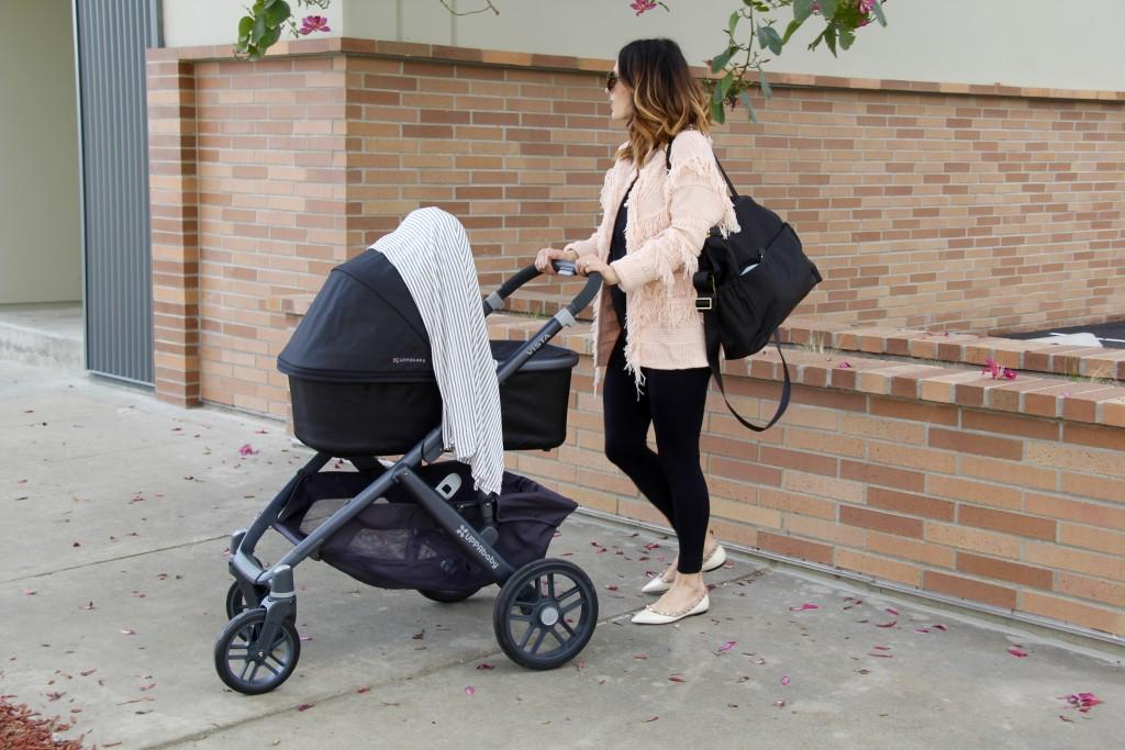 uppa baby stroller, itsy bitsy indulgences