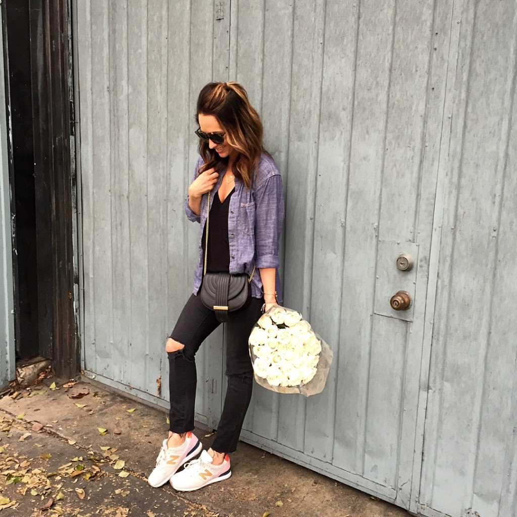 distressed denim, itsy bitsy indulgences