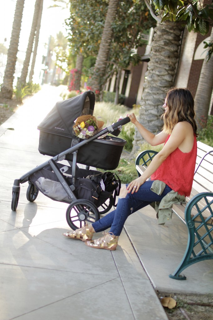 the uppababy stroller review, itsy bitsy indulgences