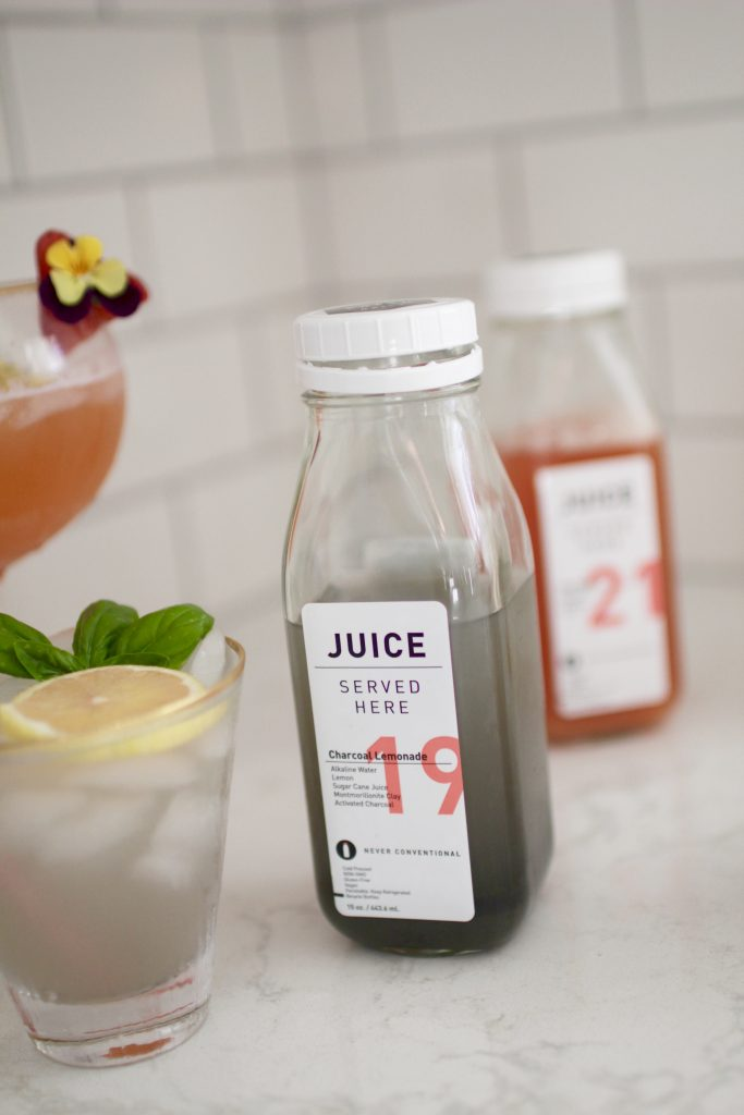 juice cocktails, itsy bitsy indulgences