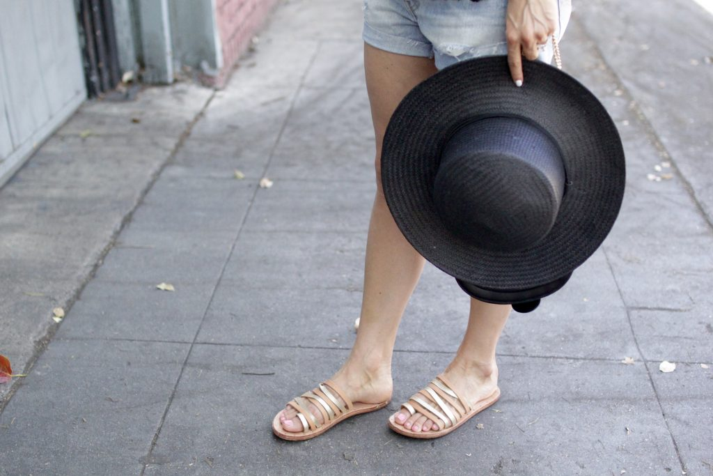 summer sandals, itsy bitsy indulgences