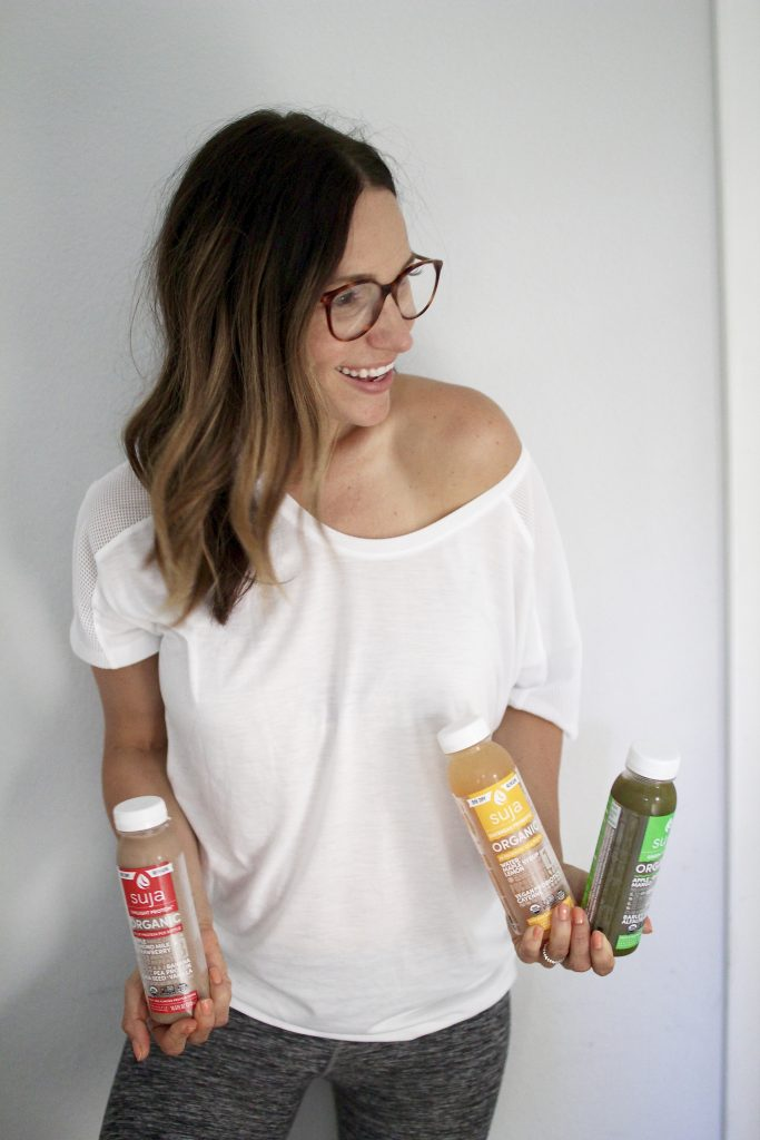 Suja fresh start cleanse, itsy bitsy indulgences