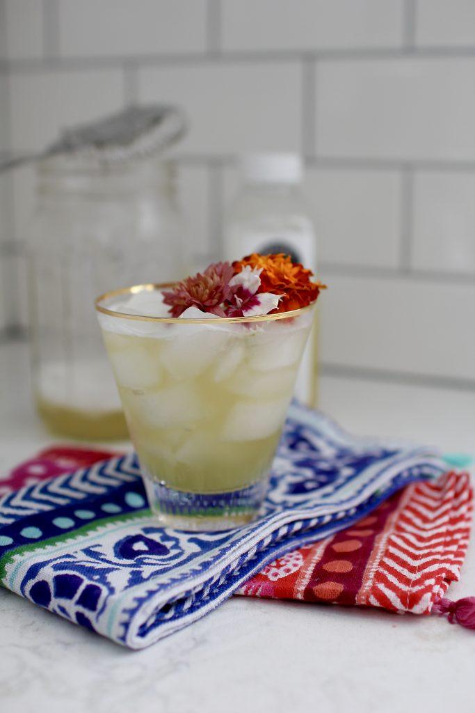 juice margarita, itsy bitsy indulgences