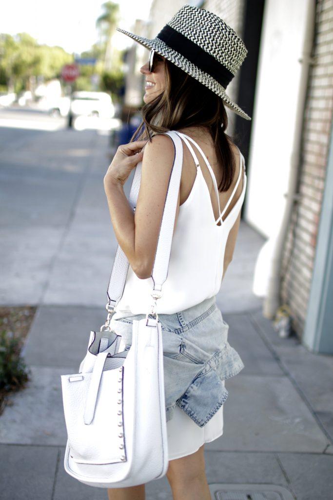 little white dress, itsy bitsy indulgences