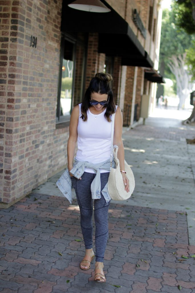 athleta activewear, itsy bitty indulgences
