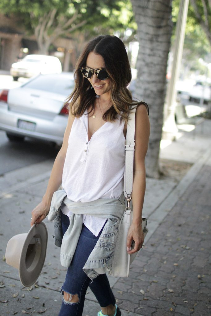 jeans + a tee, itsy bitsy indulgences