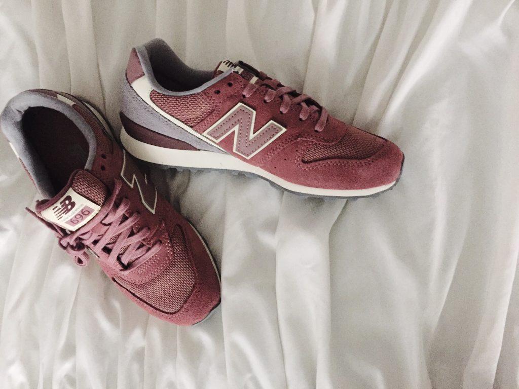 new balance sneakers, itsy bitsy indulgences