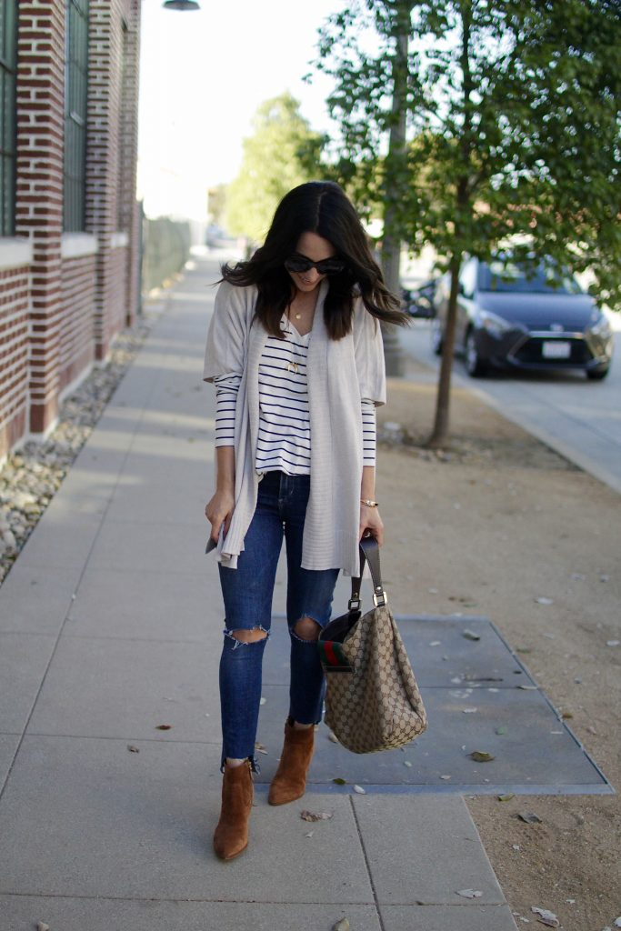 fall layering outfit, itsy bitsy indulgences