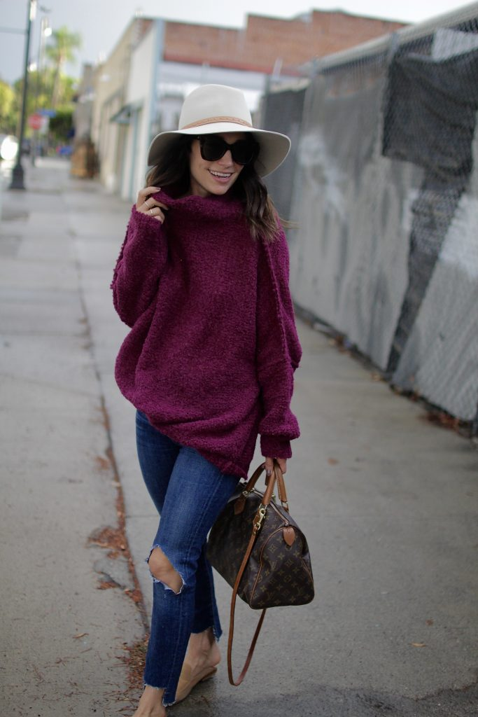 lightweight fall sweater, itsy bitsy indulgences